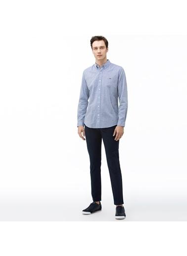 Lacoste Erkek Slim Fit Pantolon HH0018.18L Lacivert